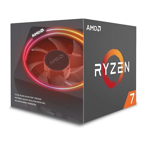AMD Ryzen 7 2700X Prosessori Arvostelu