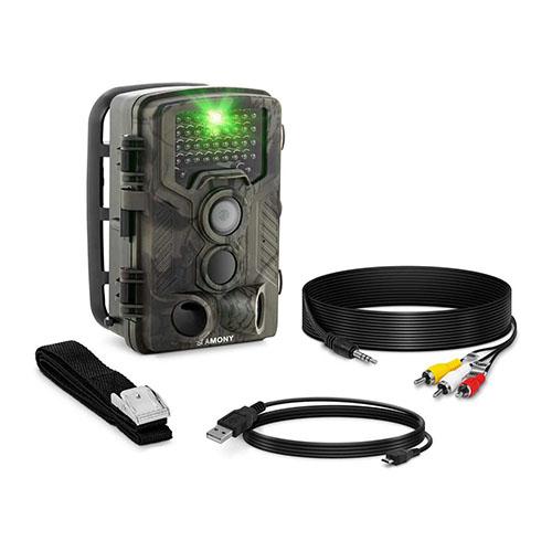 B-WARE 8MP Full HD Riistakamera Arvostelu