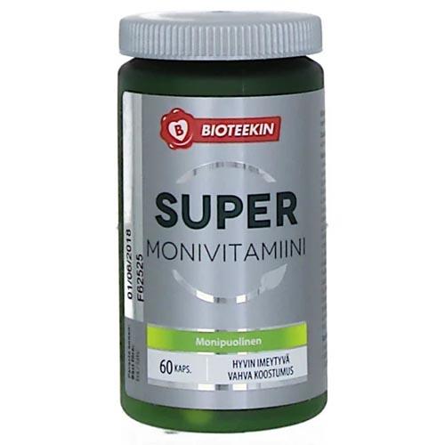 Bioteekin Super Paras Monivitamiini