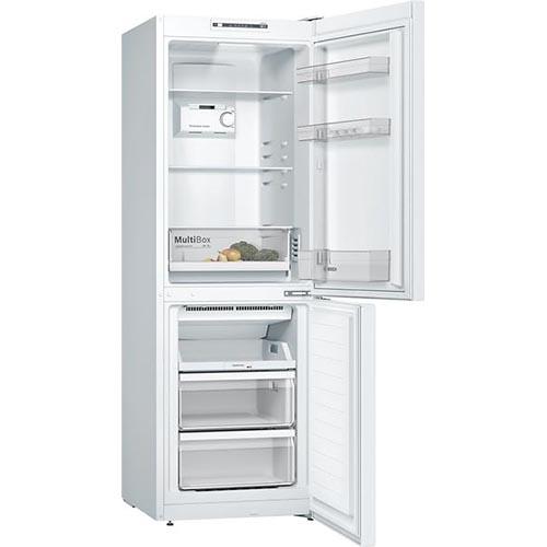 Bosch KGN33NWEB Jääkaappipakastin Alkometri