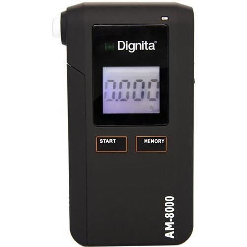 Dignita AM 8000 alkometri testi
