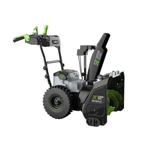 EGO POWER+ Lumilinko Traktoriin Arvostelu