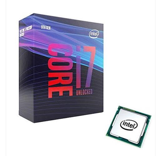 Intel Core i7 9700K Prosessori Arvostelu