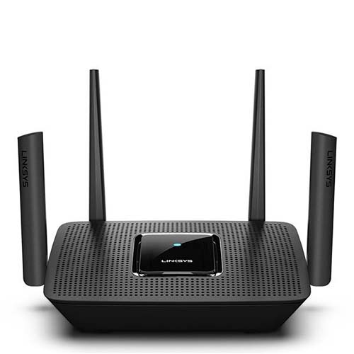 Linksys wlan Reititin Testi