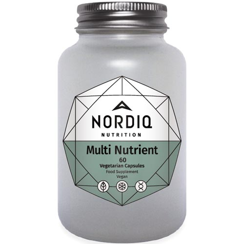 Nordiq Nutrition Monivitamiini Arvostelu