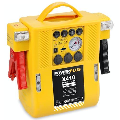 Powerplus POWX410 Apukäynnistin Arvostelu