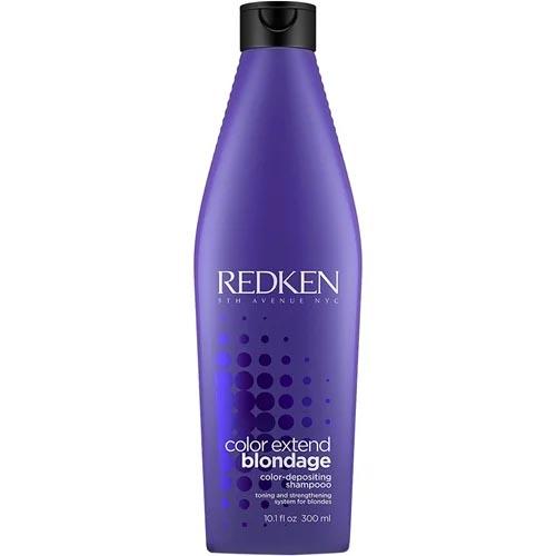 Redken Color Extend Blondage Hopeashampoo Arvostelu