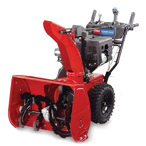 Toro Power Max HD 928 Lumilinko Traktoriin Arvostelu