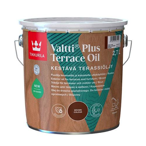 Valtti Plus Terrace Oil Terassiöljy Arvostelu