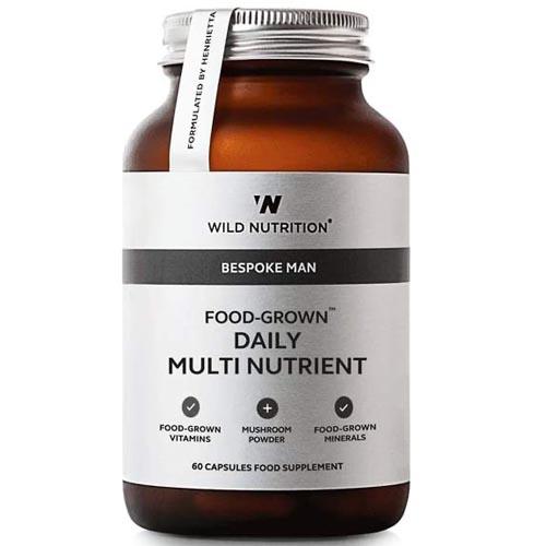 Wild Nutrition Daily Multi Monivitamiini Arvostelu
